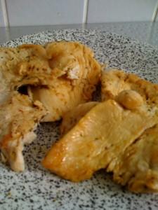 blancs de poulet goût rôti