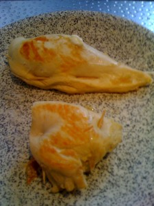 cordons bleus de poulet