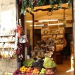 fruits et légumes à Florence